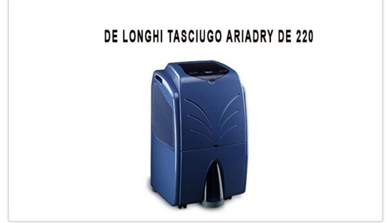 TASCIUGO ARIADRY DE 220
